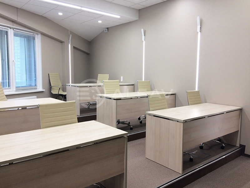 Проект зала заседаний